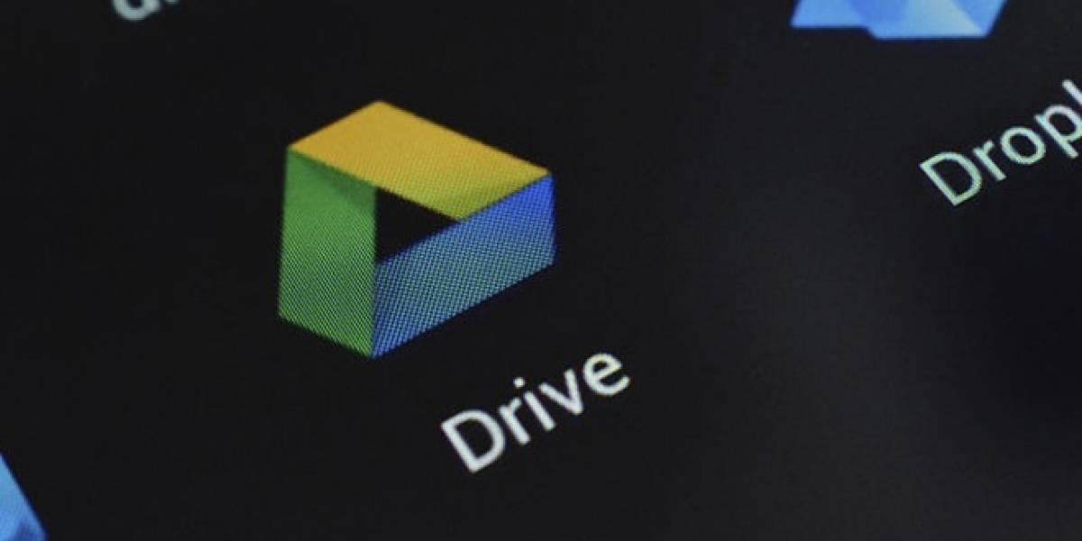 Aplicación de Google Drive para iOS se actualiza con edición de archivos en modo retrato