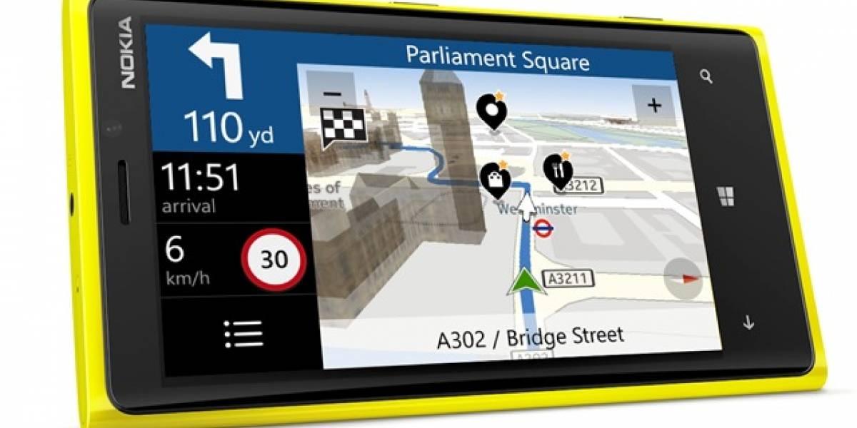 Nokia pone Drive+ a disposición de cualquier usuario de Windows Phone 8