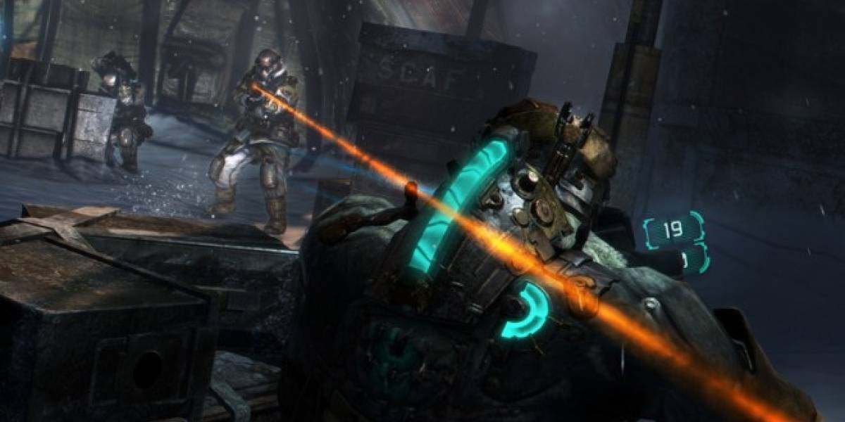 Dead Space 3 no contará con multijugador competitivo