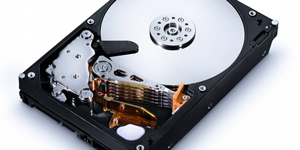 Hitachi Deskstar 7K2000: Disco duro de 2 Terabytes