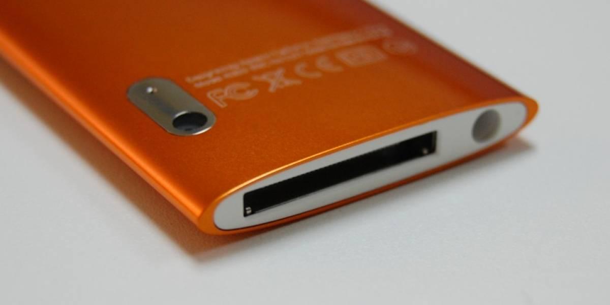 iPod nano 5G a primera vista [FWLabs]