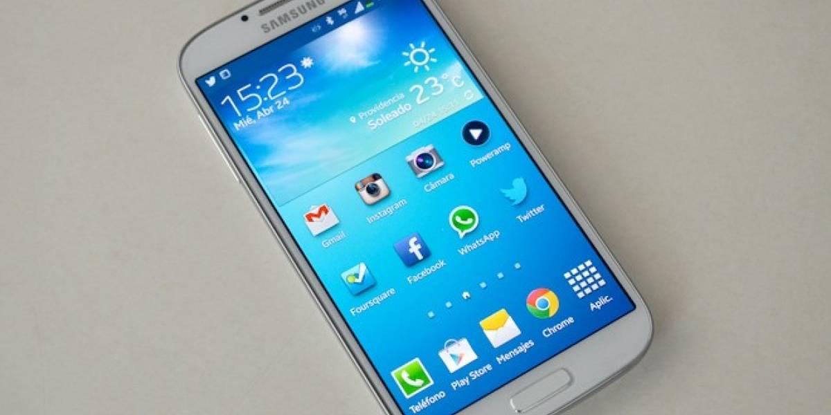 Samsung vendió 10 millones del Galaxy S4 en menos de un mes