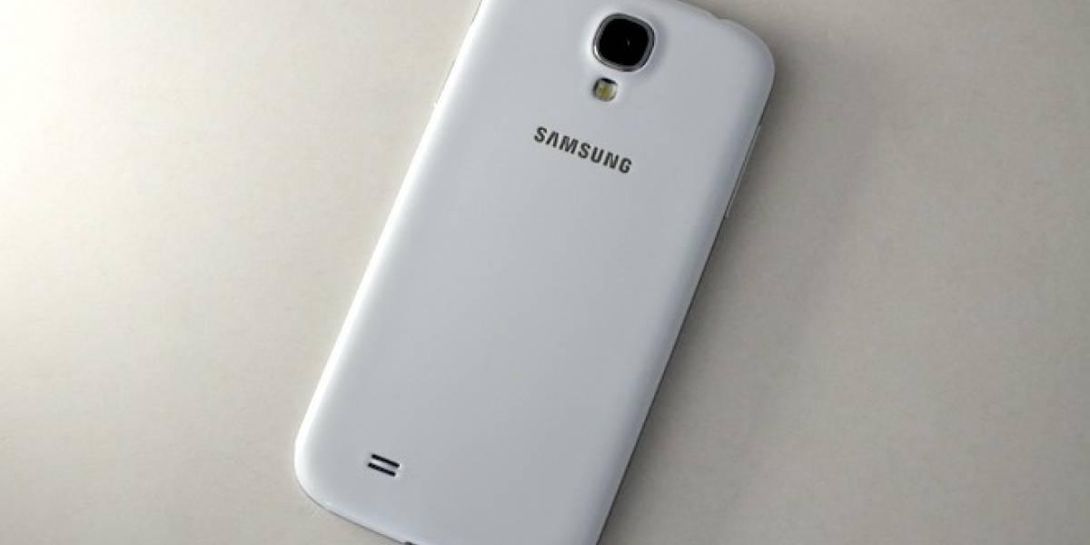 El Galaxy S4 de 16GB deja poco menos de 9GB de espacio libre al usuario
