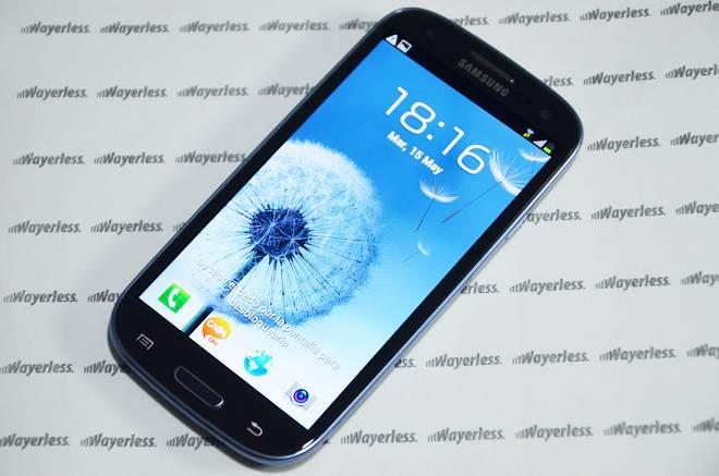 Samsung Galaxy SIII [W Labs]