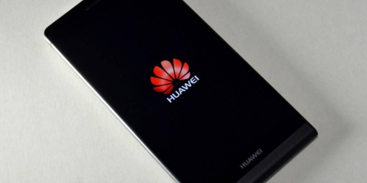 Huawei anuncia actualización del Ascend P6 a KitKat en Enero