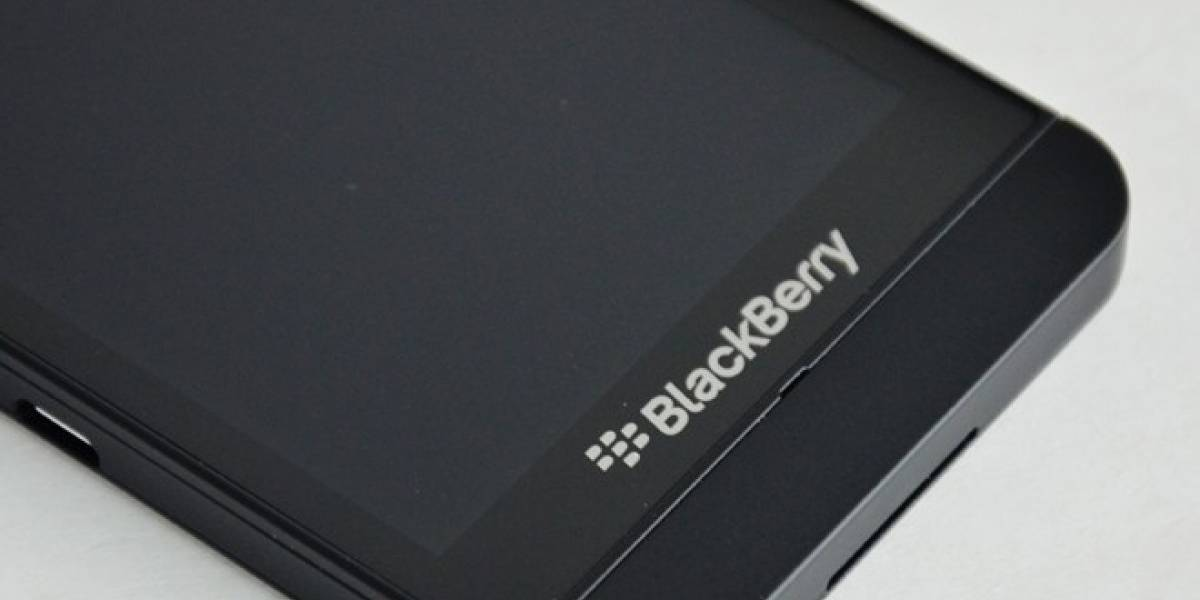 BlackBerry Z10, disponible en Chile desde la próxima semana