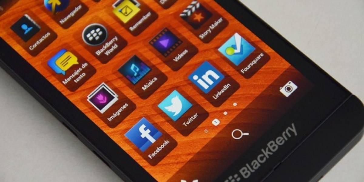 Lanzamiento y precios de Blackberry Z10 fabricado en Argentina