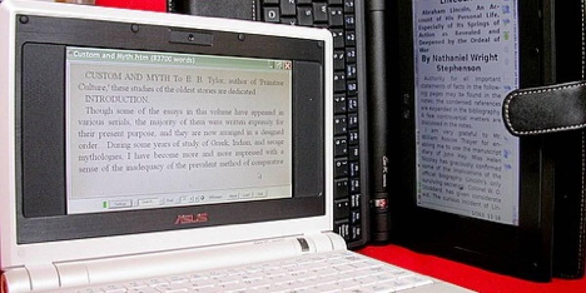 Futurología: ASUS y MSI entrarán al mercado de los lectores de ebooks