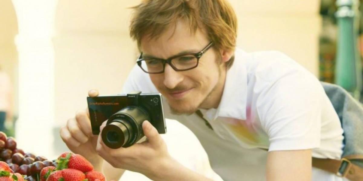Sony lanzará un sistema externo de cámara para smartphones
