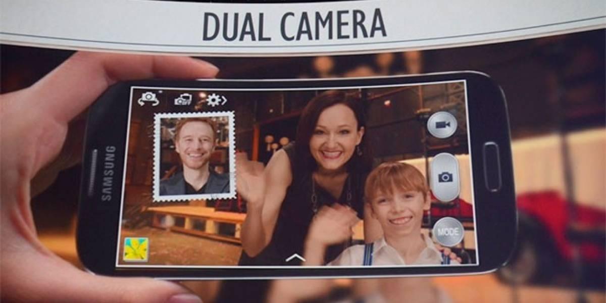 Samsung muestra lo que puede hacer la cámara del Galaxy S4