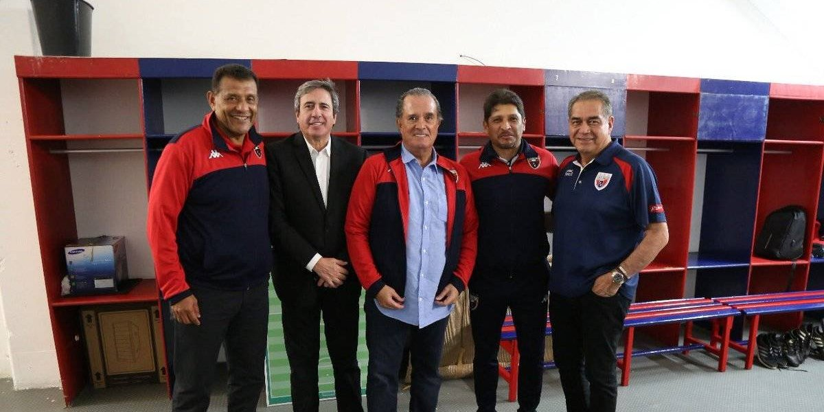VIDEO: Atlante rinde homenaje a Raúl Orvañanos