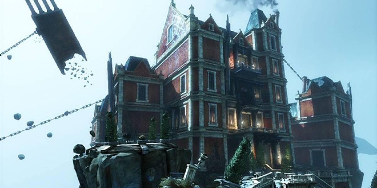 Dunwall City Trials, el primer DLC de Dishonored, fija fecha de salida