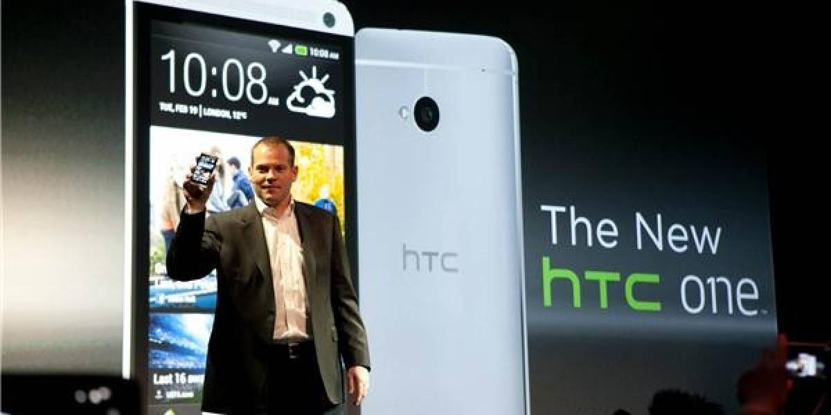 HTC presenta oficialmente su nuevo buque insignia: One