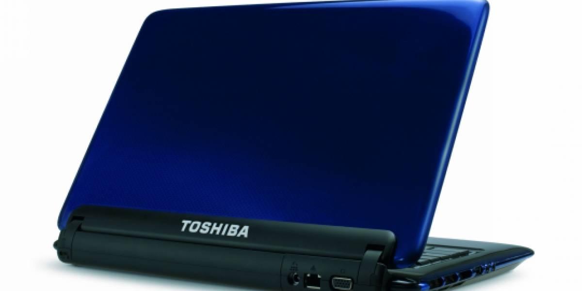 CES10: Toshiba Satellite E205, la primer laptop con WiDi de Intel