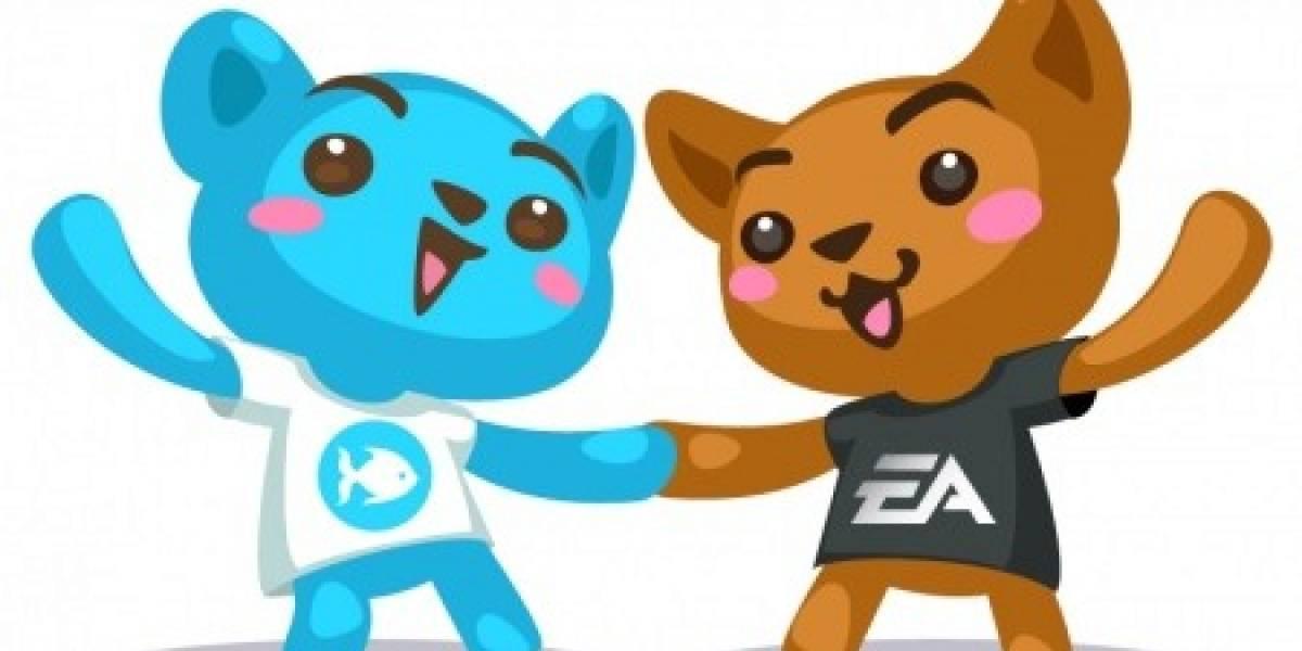 Electronic Arts compra PlayFish por 300 millones de dólares