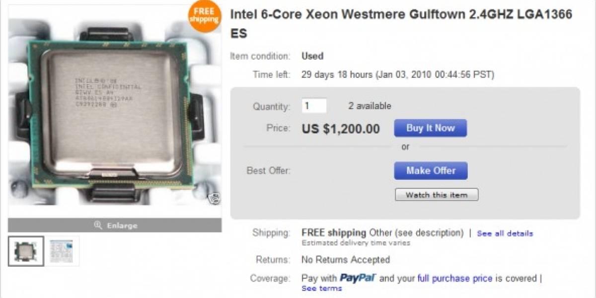 Se vende Core i9 en eBay