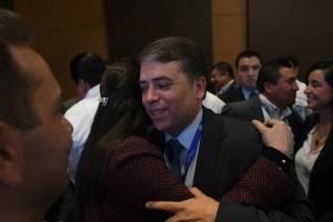 Edwin Escobar es reelecto como presidente de la ANAM