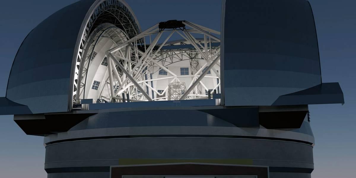 Cerro Armazones en Chile es el lugar preferido para poner telescopio gigante