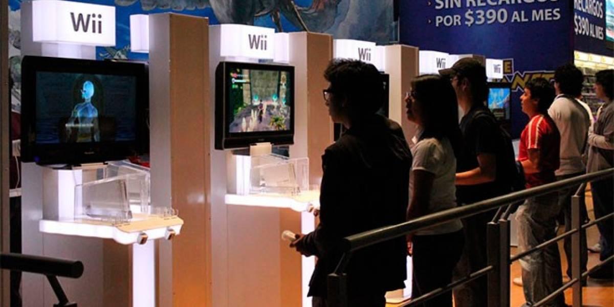 En México se compran videojuegos como si fuera primer mundo