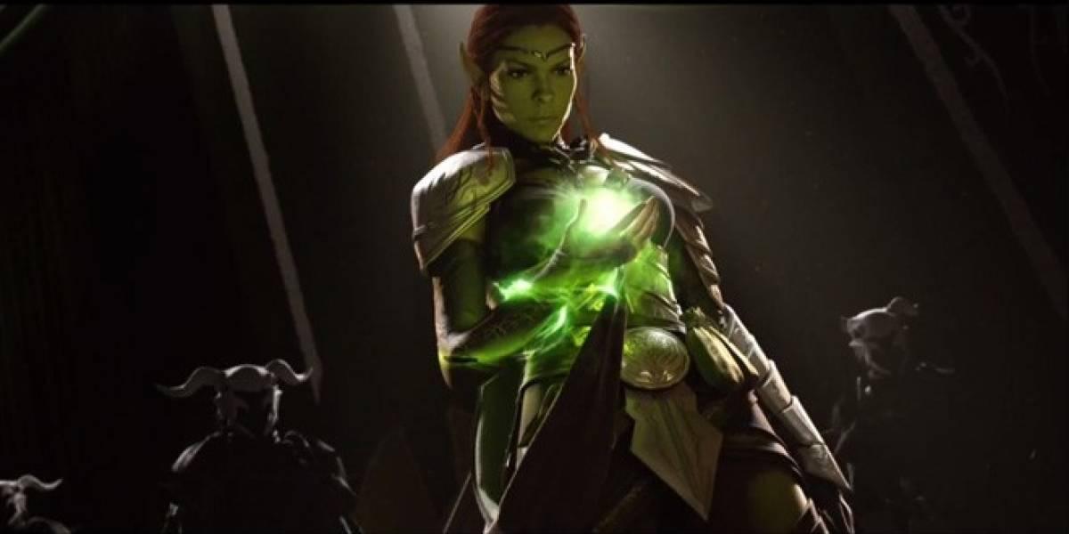 E3 2012: Teaser de Elder Scrolls Online presenta nuevos personajes