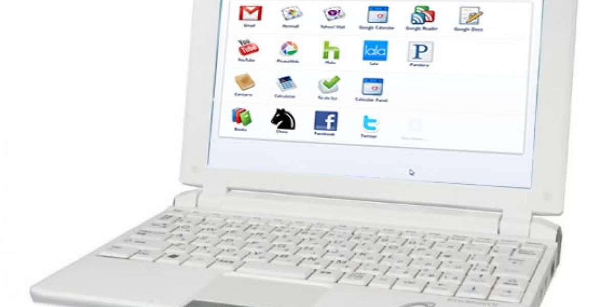 Google podría fabricar su propio netbook