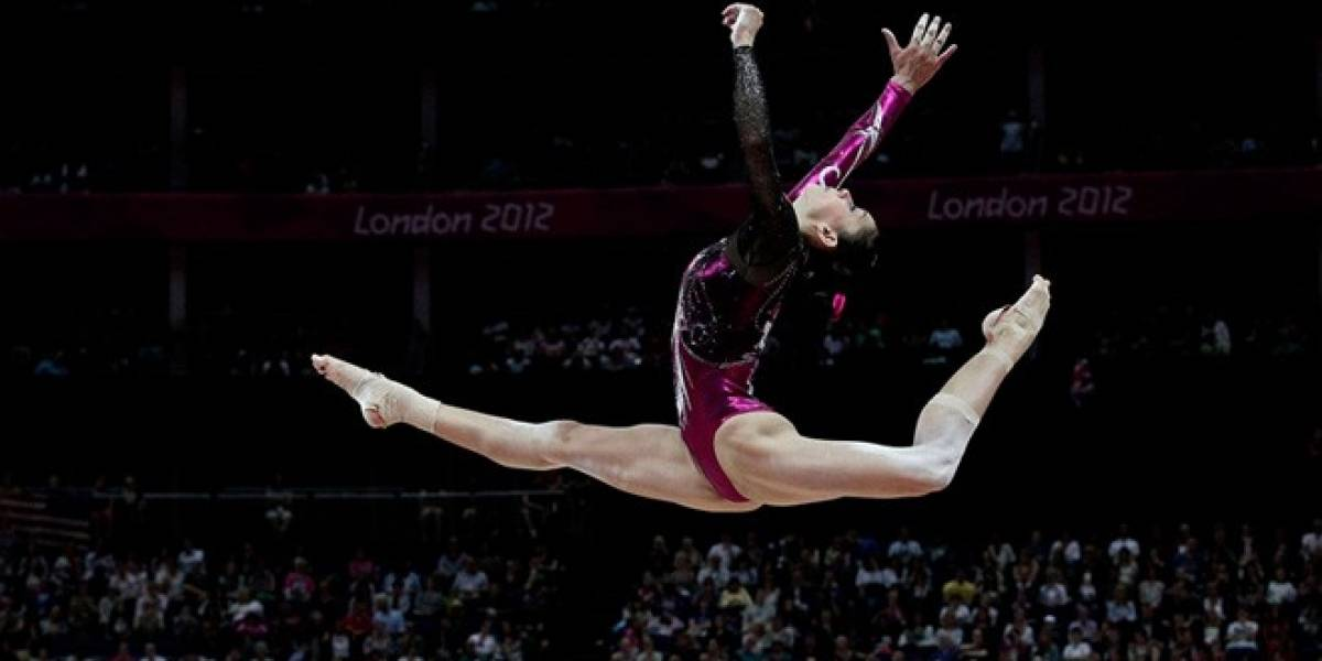 Londres 2012: Deportista mexicana usa música de Zelda en su rutina de gimnasia