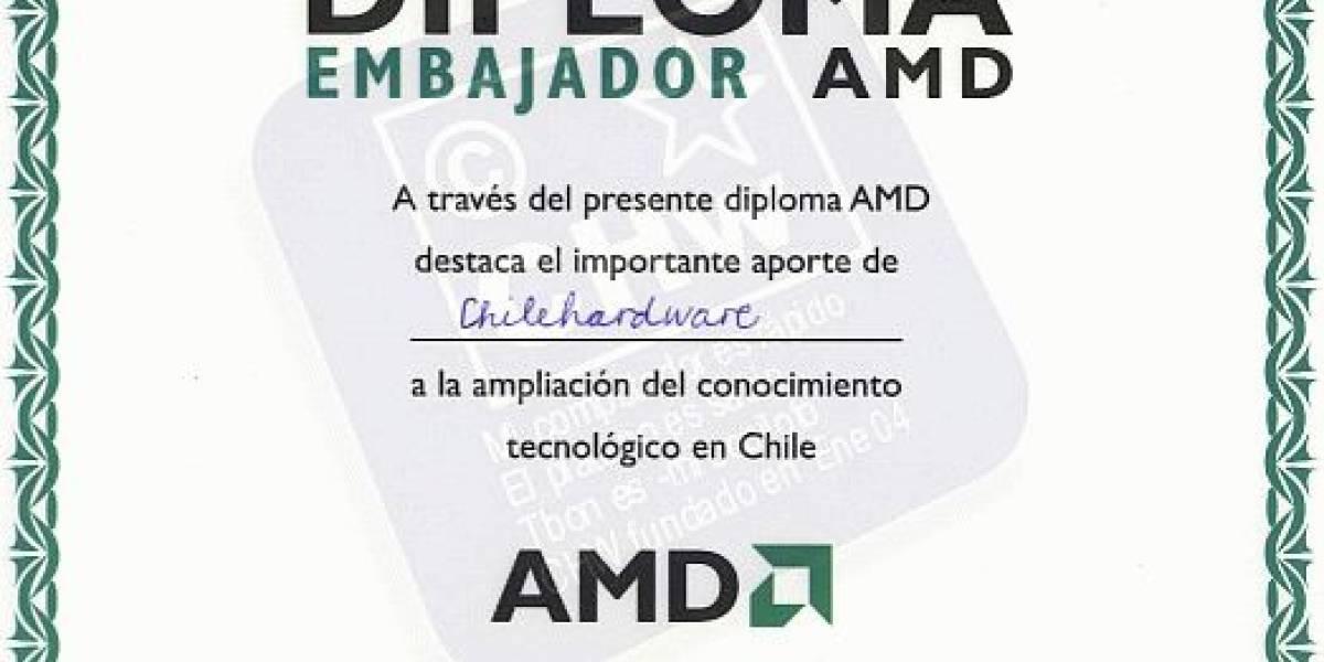 CHW nombrado Embajador de AMD para América Latina
