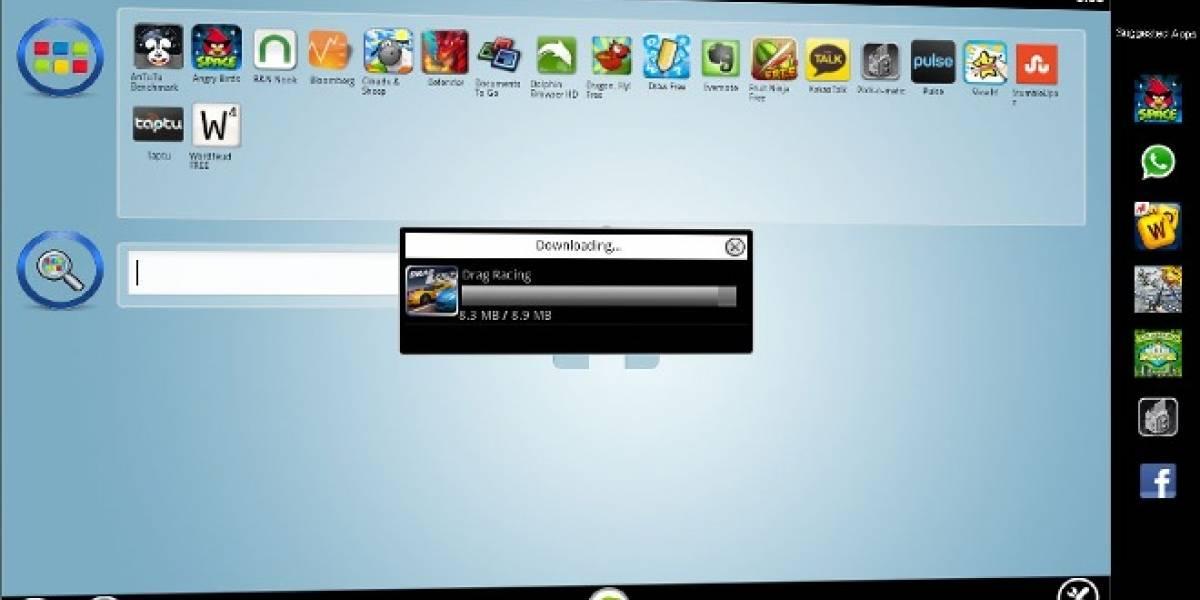 BlueStacks, el emulador de Android para PC, llegó a las 10 millones de descargas