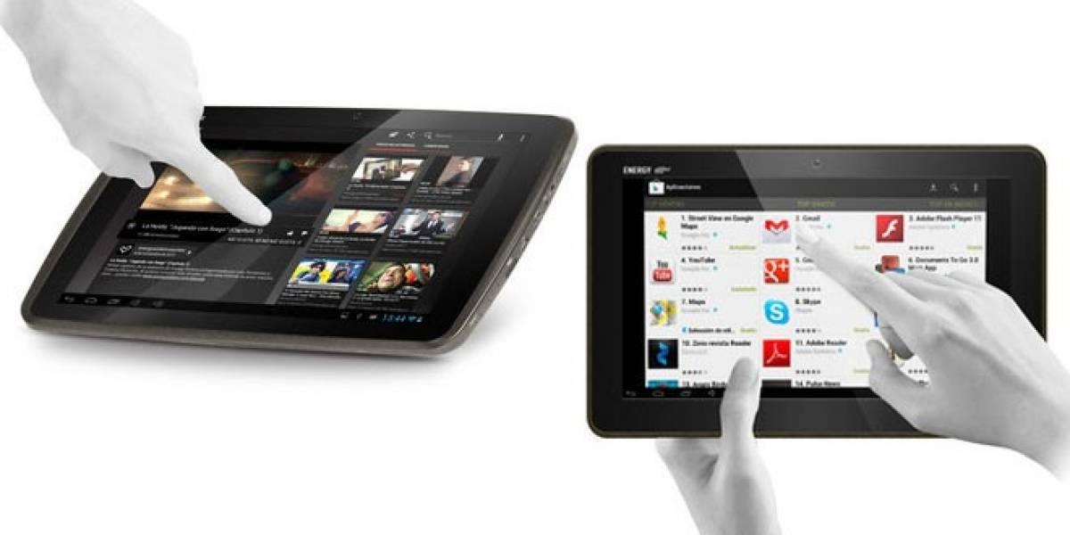 La española Energy Sistem amplía su familia de tablets con los modelos s10 Dual y x10 Dual
