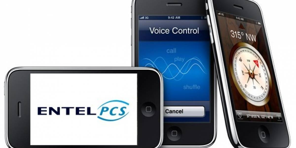 Chile: Más vale tarde... Entel PCS trae el iPhone