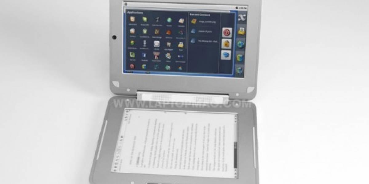 Entourage Edge, un tablet de kilo y medio