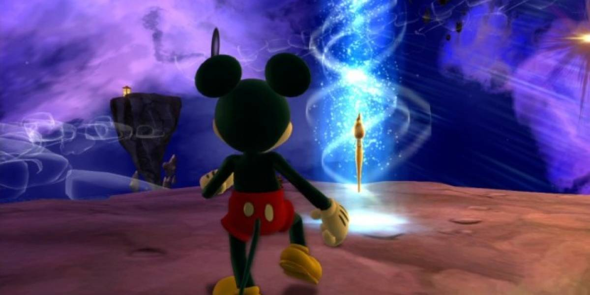 A primera vista: Epic Mickey 2: The Power of Two