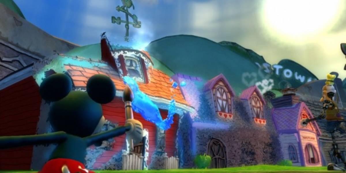 E3 2012: Finalmente Epic Mickey 2 tiene fecha de estreno