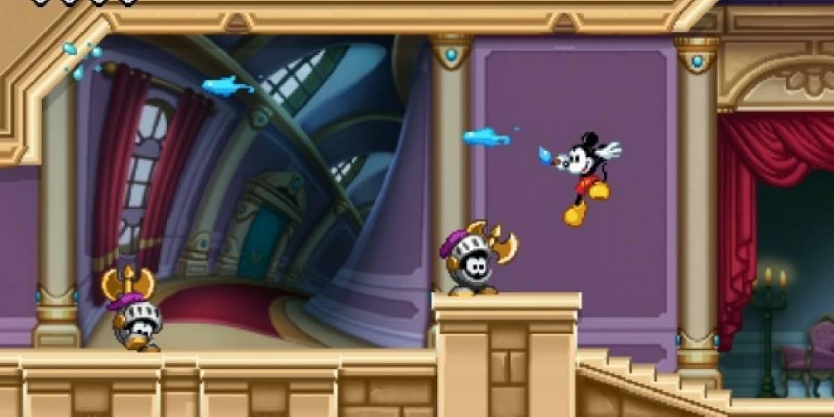 La demo de Epic Mickey 2 ya se puede descargar en 360 y PS3