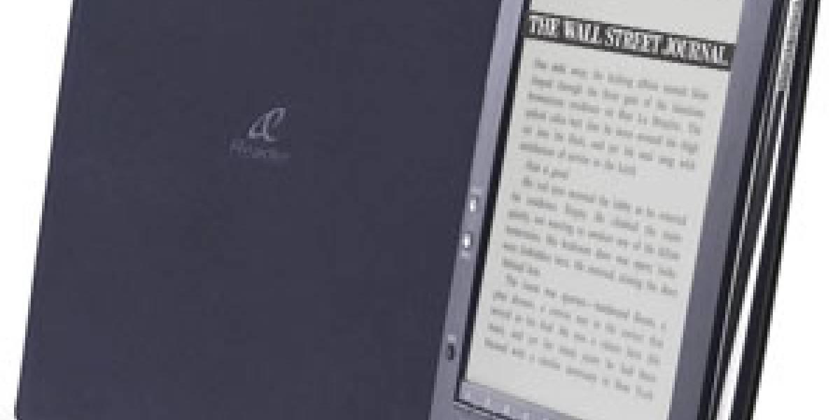 El Wall Street Journal podrá leerse en el nuevo E-Reader de Sony