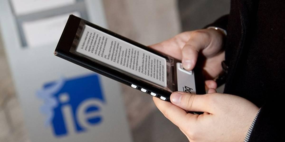 Estudio: Se caen ventas de eReaders durante 2012