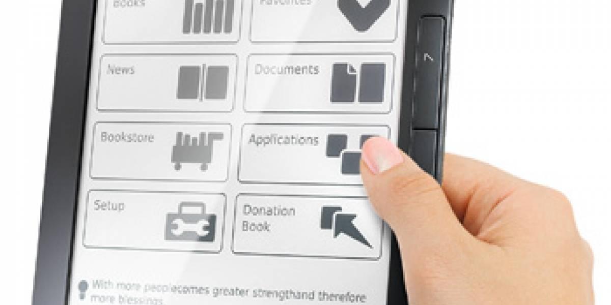 Asus muestra nueva línea de netbooks y un e-reader en CeBIT