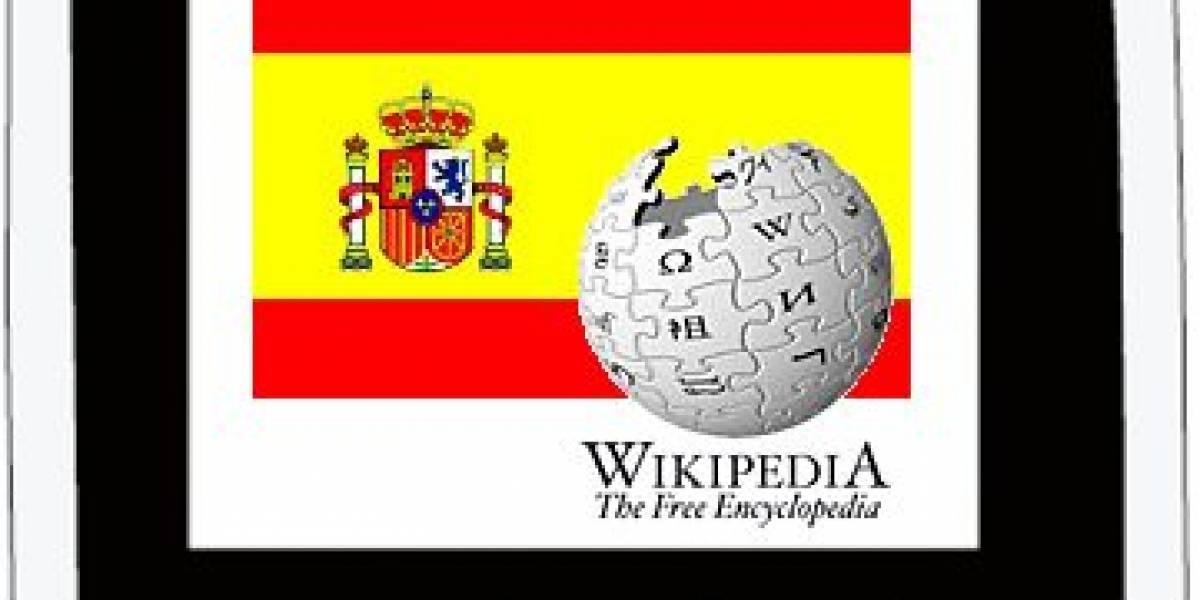 WikiReader ahora en español