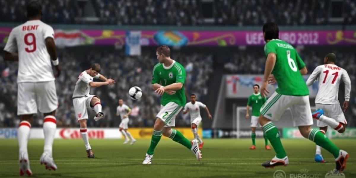 Euro 2012 corrige algunos de sus problemas con nueva actualización
