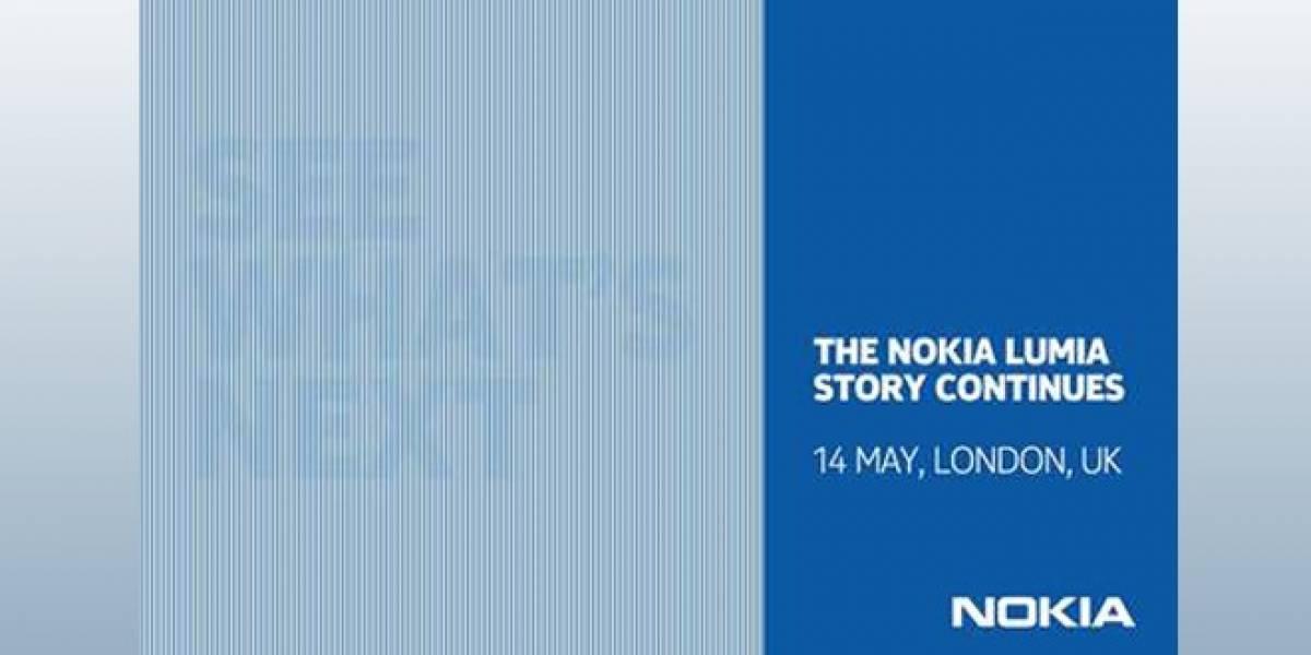 Nokia podría lanzar un nuevo Lumia el 14 de mayo