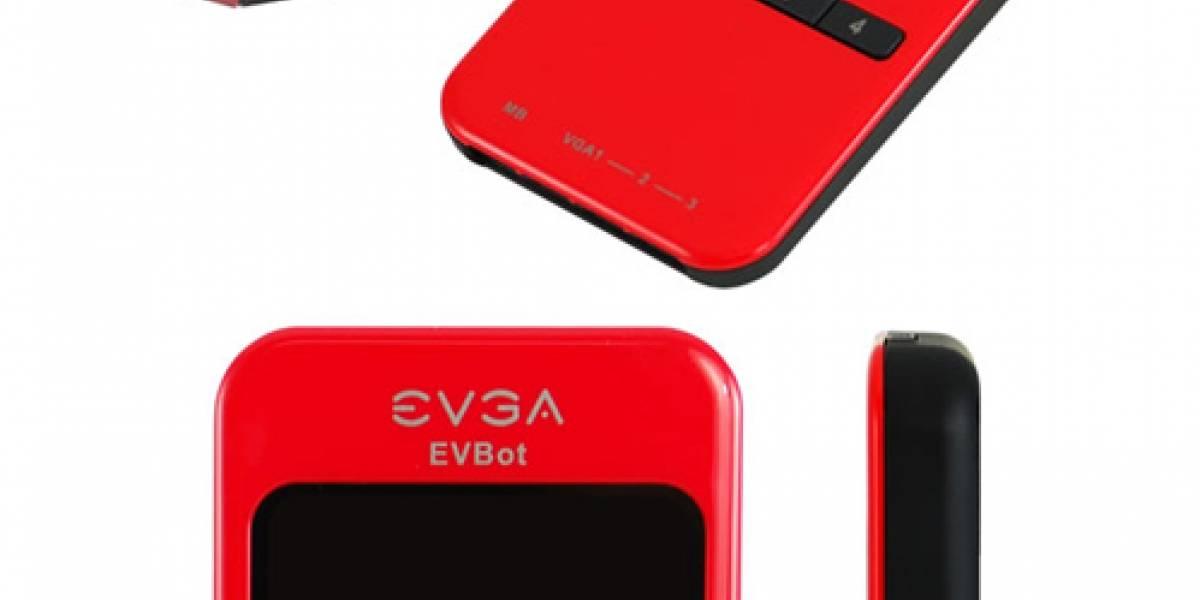 EVGA presenta EVBot