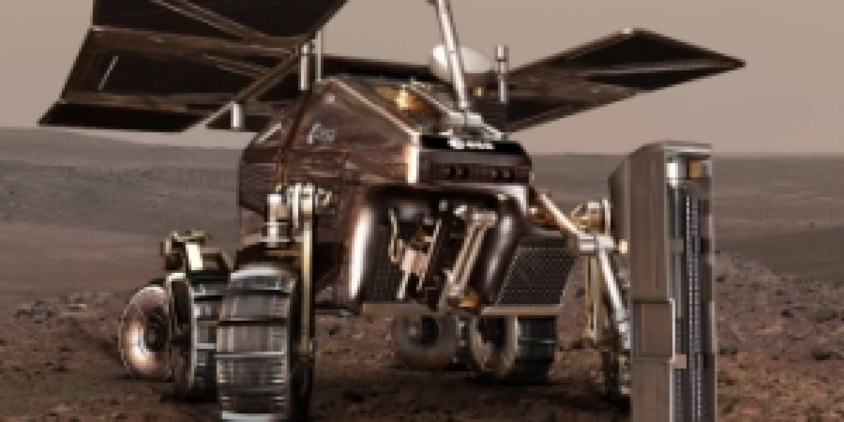 La ESA aplaza el lanzamiento de su rover a Marte