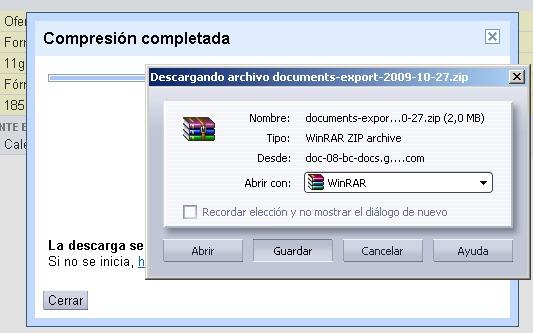 google docs ahora permite exportar masivamente nuestros documentos