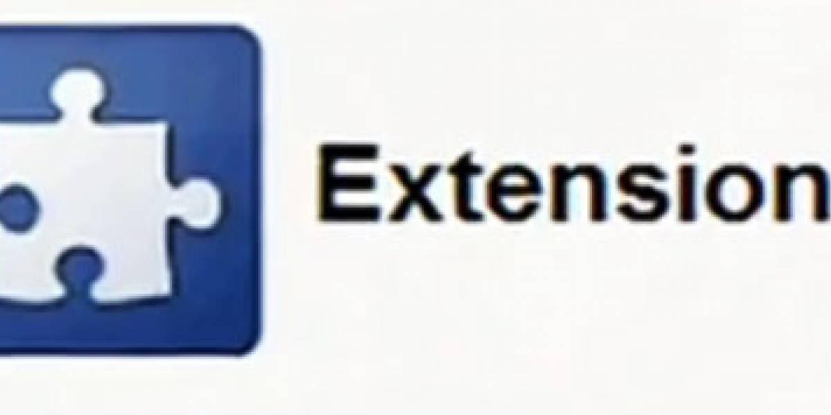 Ya se pueden descargar las extensiones para Chrome (en beta)