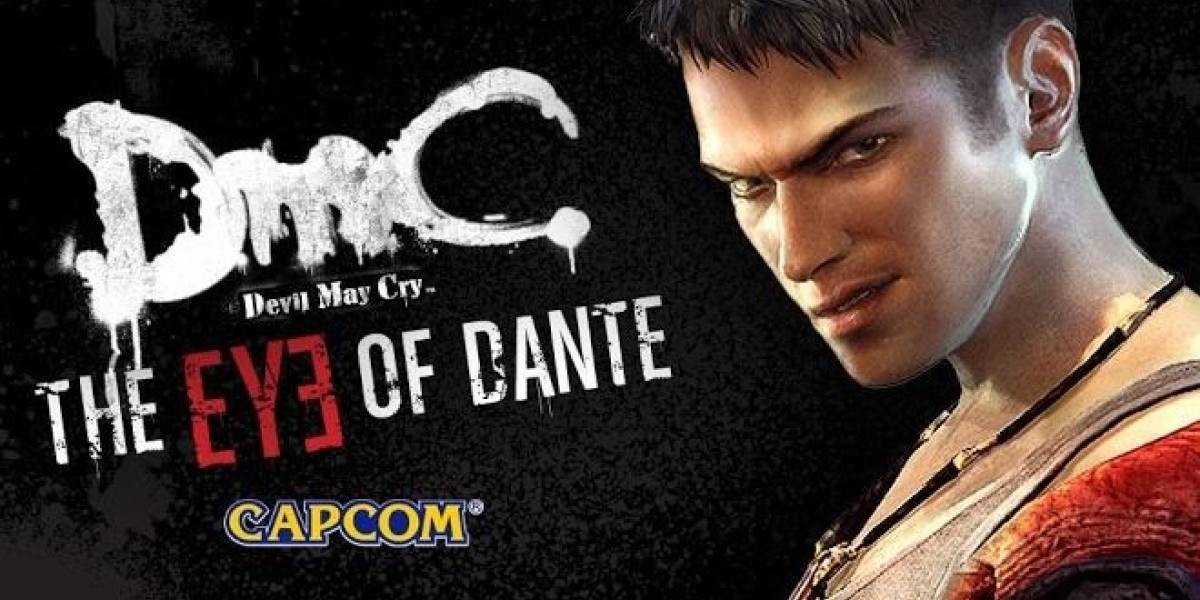 DmC estrena The Eye Of Dante, aplicación para iOS y Android