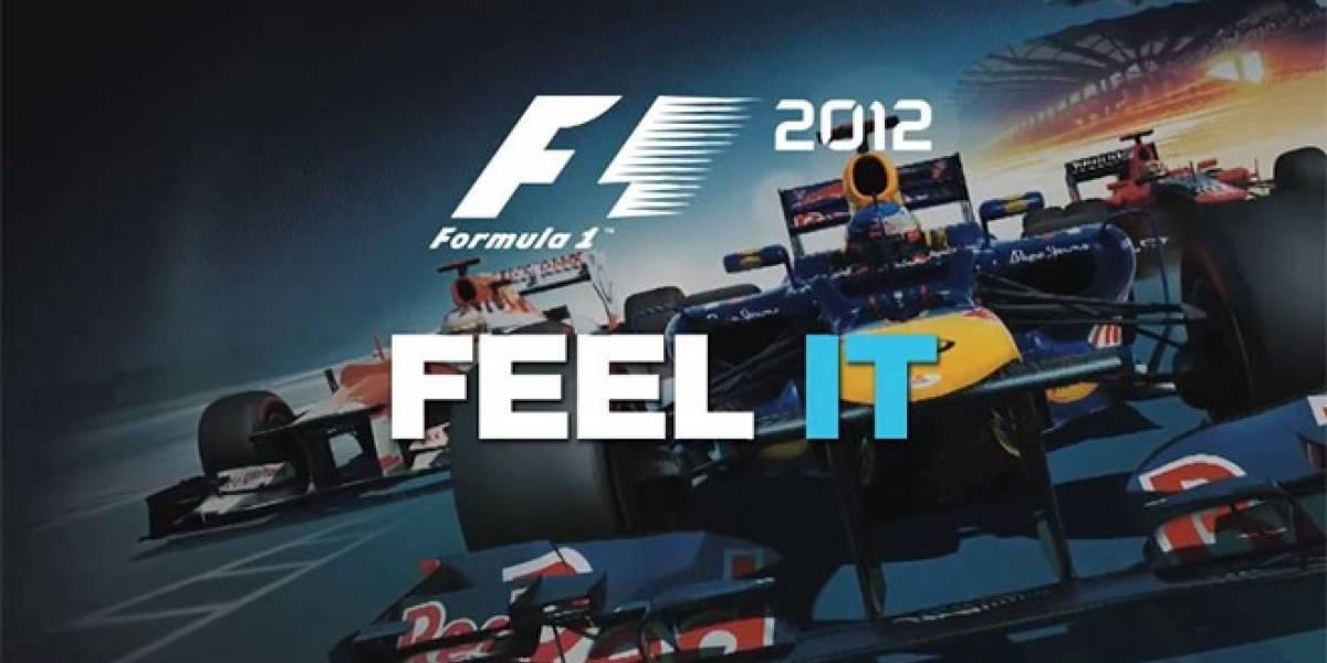 F1 2012 llegará a Mac