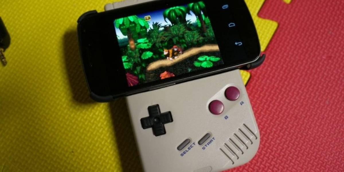 ¿Un Game Boy como control para tu Smartphone? Sí, se puede