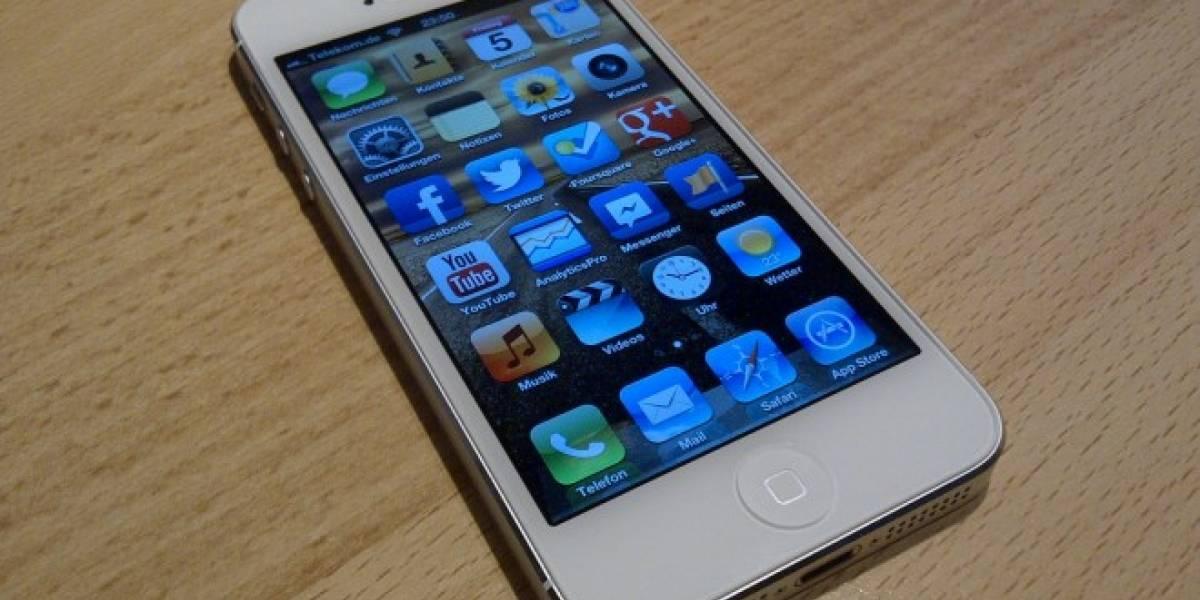 ¿Qué tan resistente sería la pantalla del iPhone con zafiro?