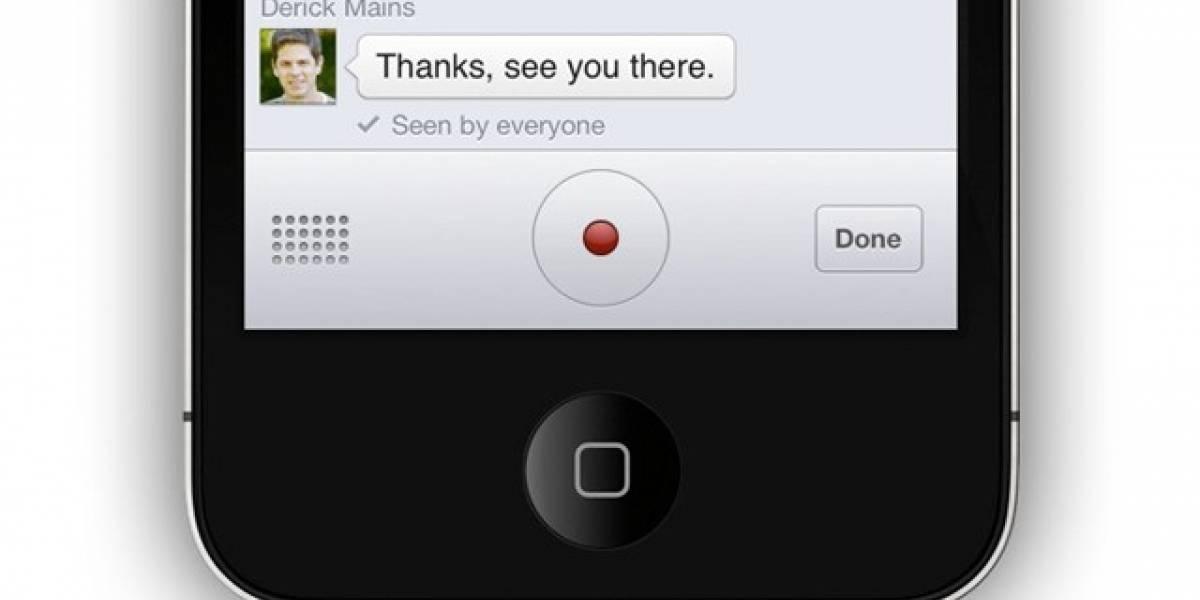 Canadienses con iPhone ya pueden realizar llamadas VoIP vía Facebook