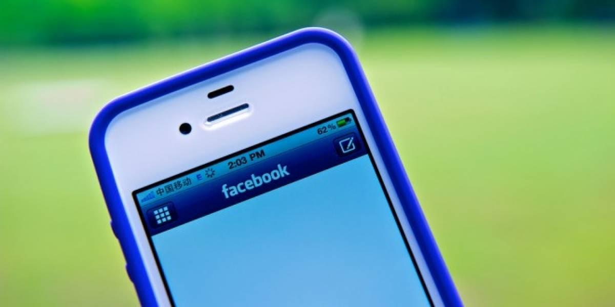 Facebook Home volverá integrado a la aplicación oficial de la red social